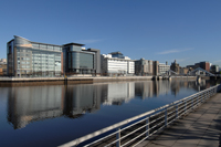 IFSD, on the north bank of the River Clyde