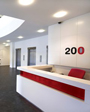 200 West Regent Street Reception