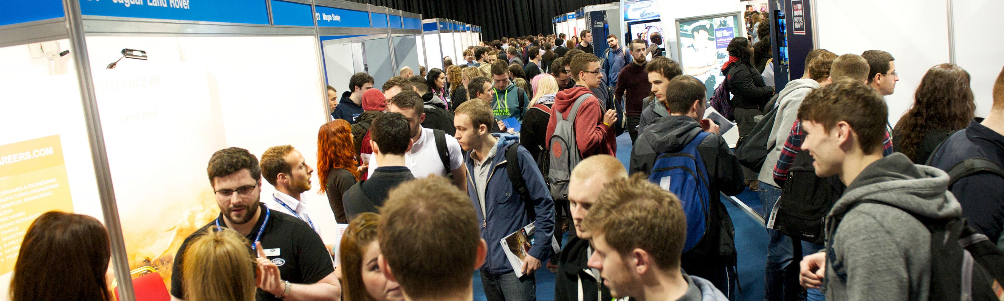 Sign up now for Graduate Fair in Glasgow
