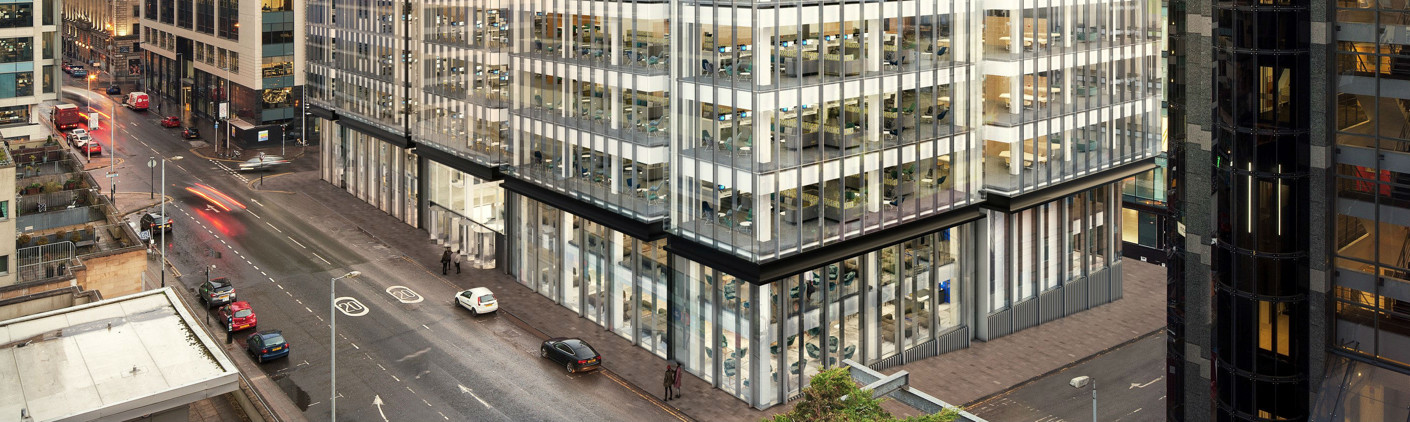 CYBG plans for new Head Office