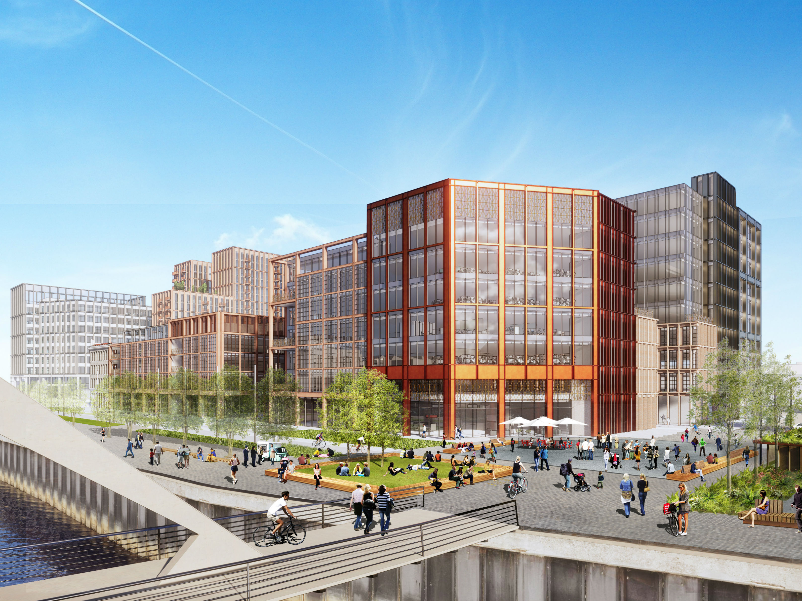 Barclays confirms plans for new Glasgow campus
