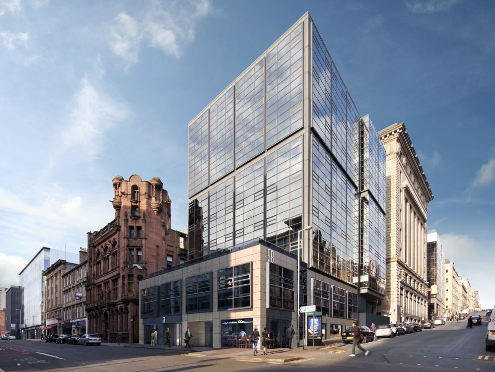 New home in Glasgow for Allianz