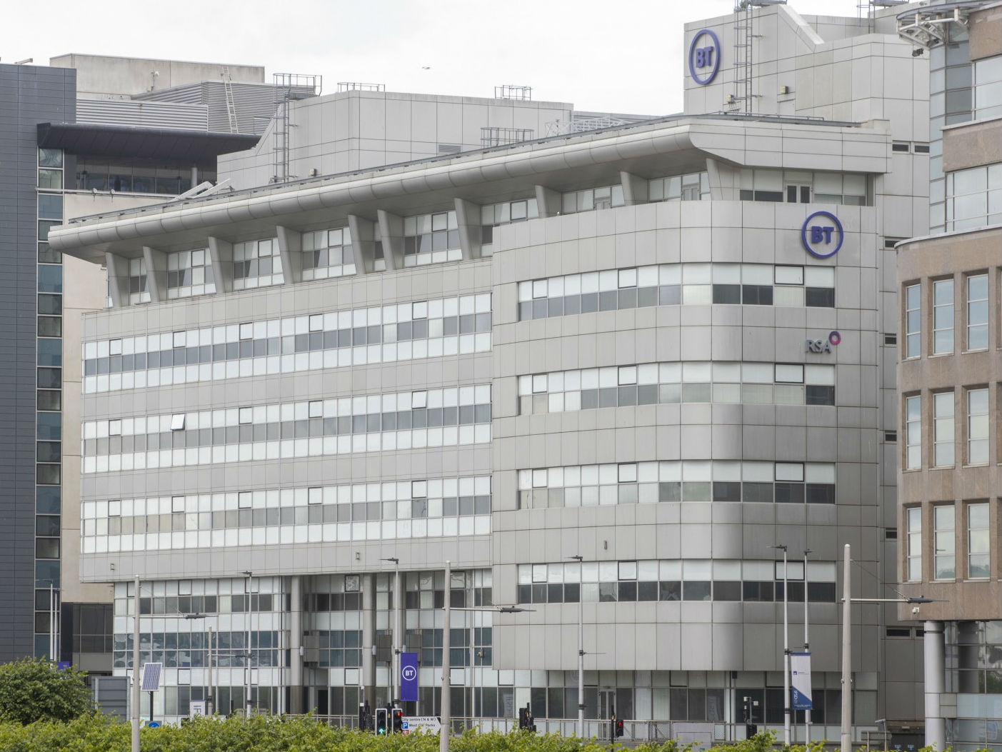 BT confirms Glasgow as key location